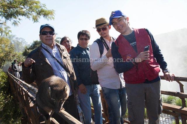 Pasarelas Cataratas Argentina con Catacora Tour SRL